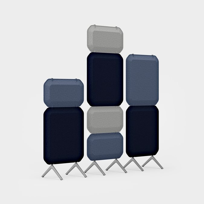 Prim Partition Screens - Office Furniture | Kinnarps