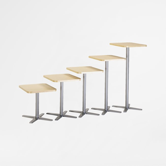 Centrum Coffeetable Tables basses et cafétéria - Mobilier de bureau | Kinnarps