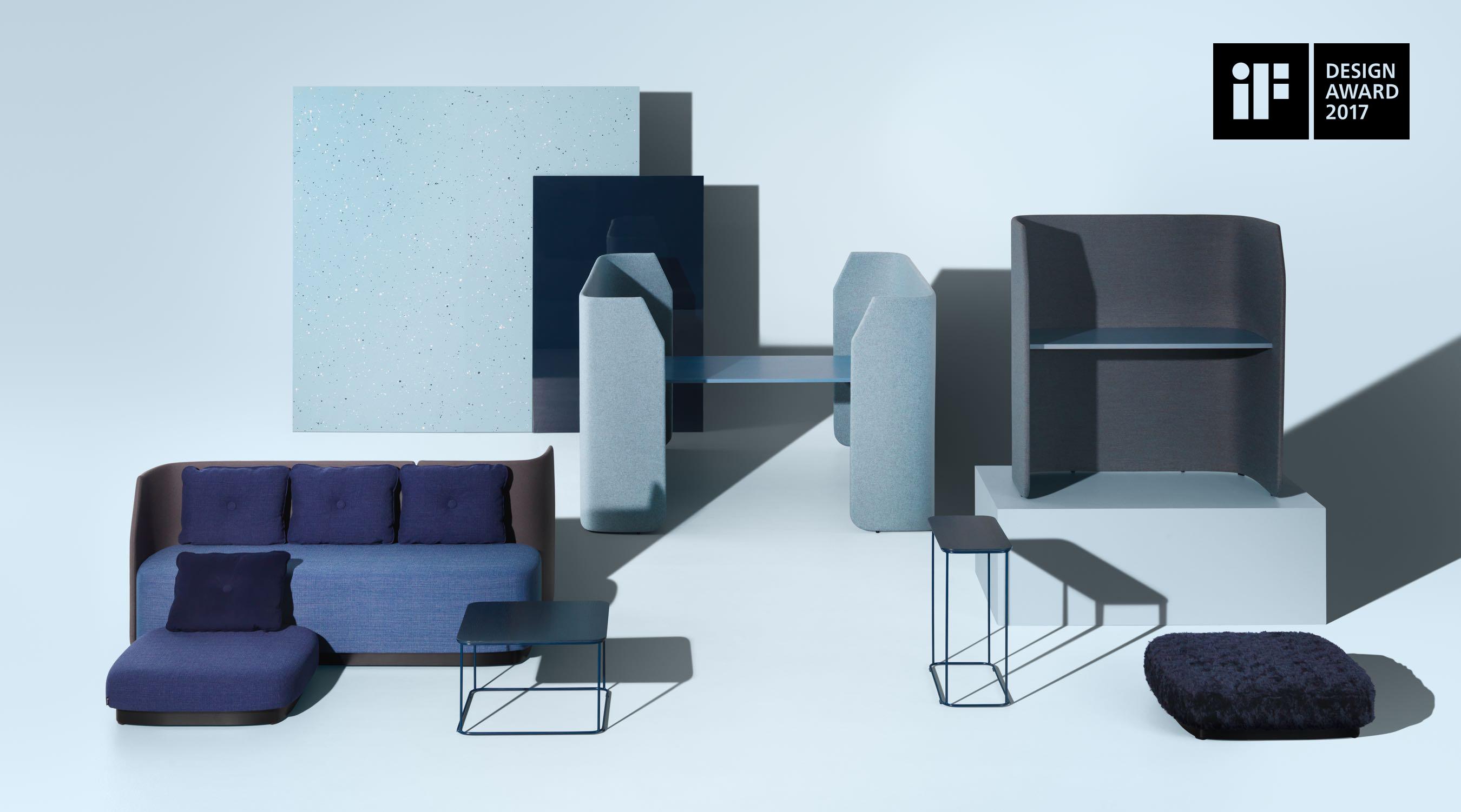 Fields sofas mobilier de bureau kinnarps