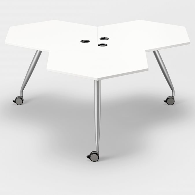 Trixagon Table Tables de formation - Mobilier de bureau | Kinnarps